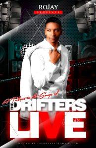 Drifters Live