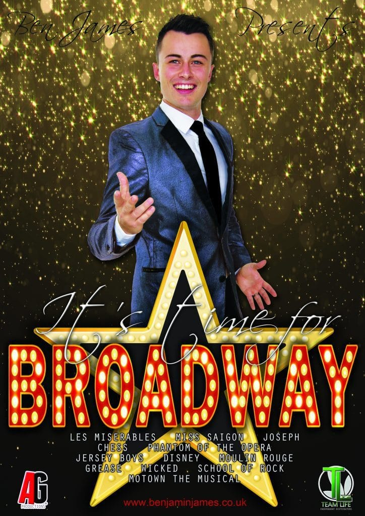 Broadway Themed Show