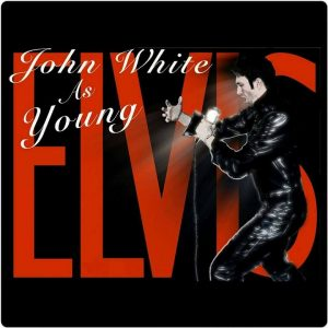 John White as Young Elvis