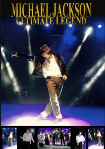 Michael Jackson – Ultimate Legend by Paul Tayler