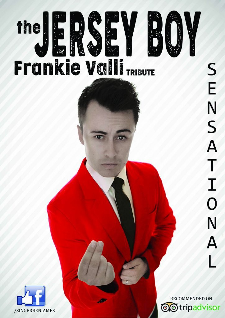 Jersey Boy Tribute to Frankie Valli