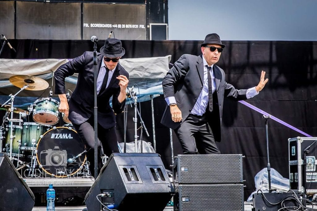Tribute Show to the Blues Brothers