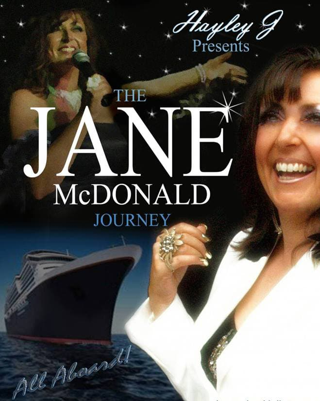 Jane McDonald Tribute Show