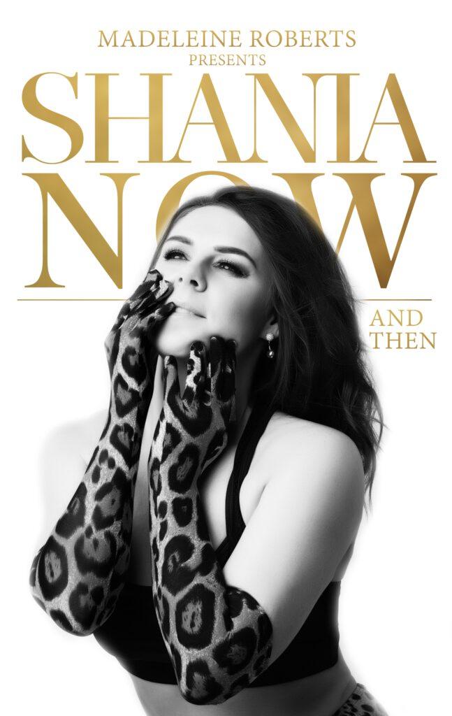 Madeleine Roberts as Shania Twain