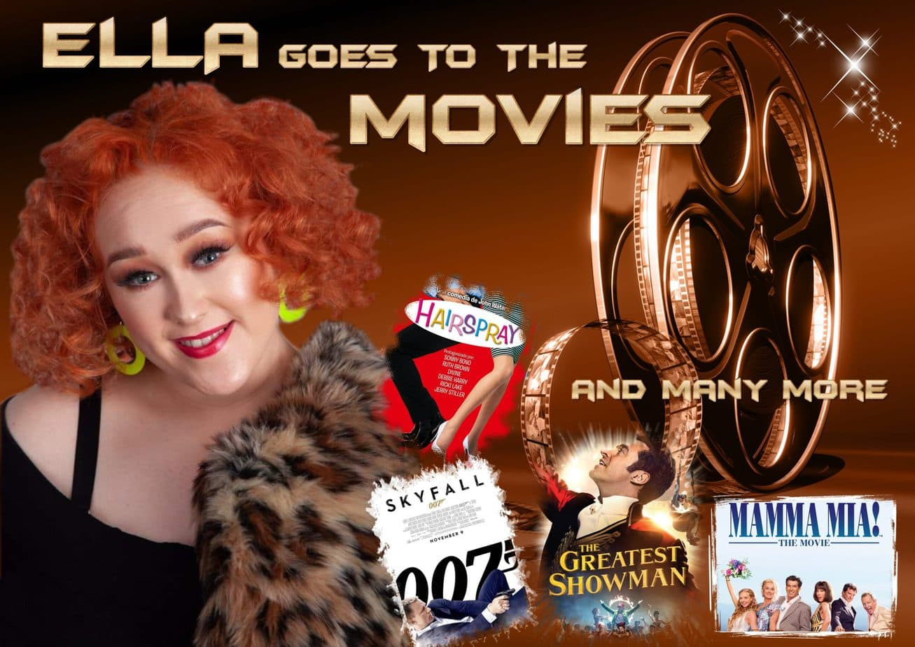 Ella Goes To The Movies